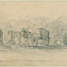 Drawings from the Frome expedition