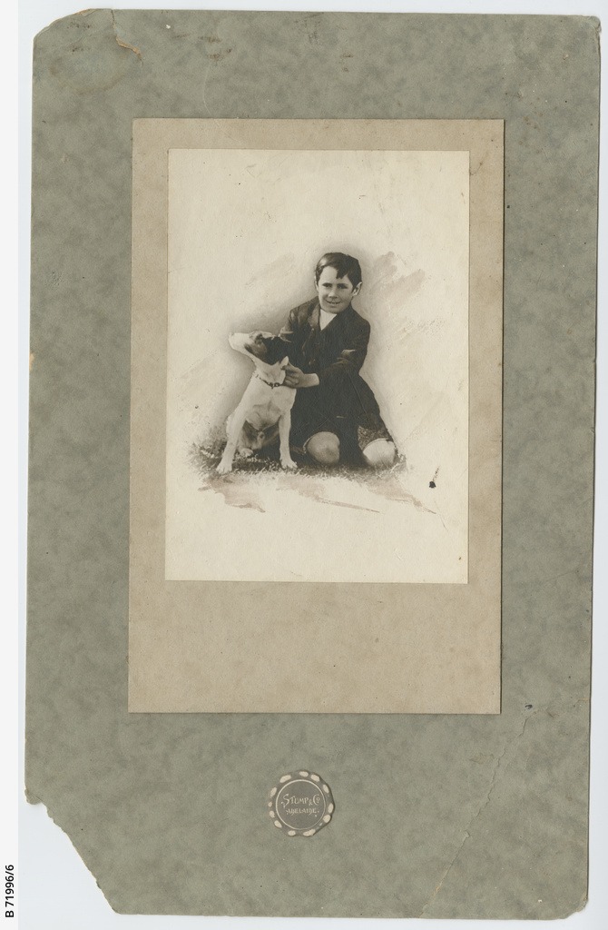 Photographs of the Bailey and Chitty families at Yardea Station