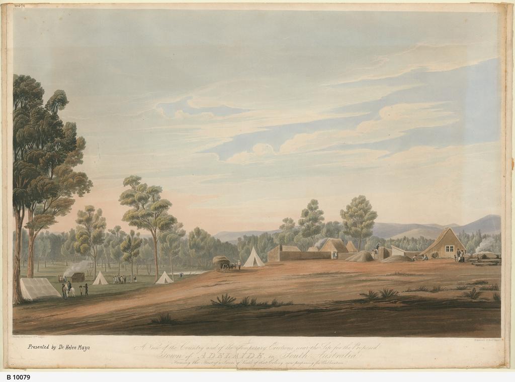 pioneer settlements