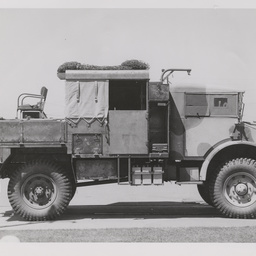 Canadian miltary pattern Chevrolet (CMP).