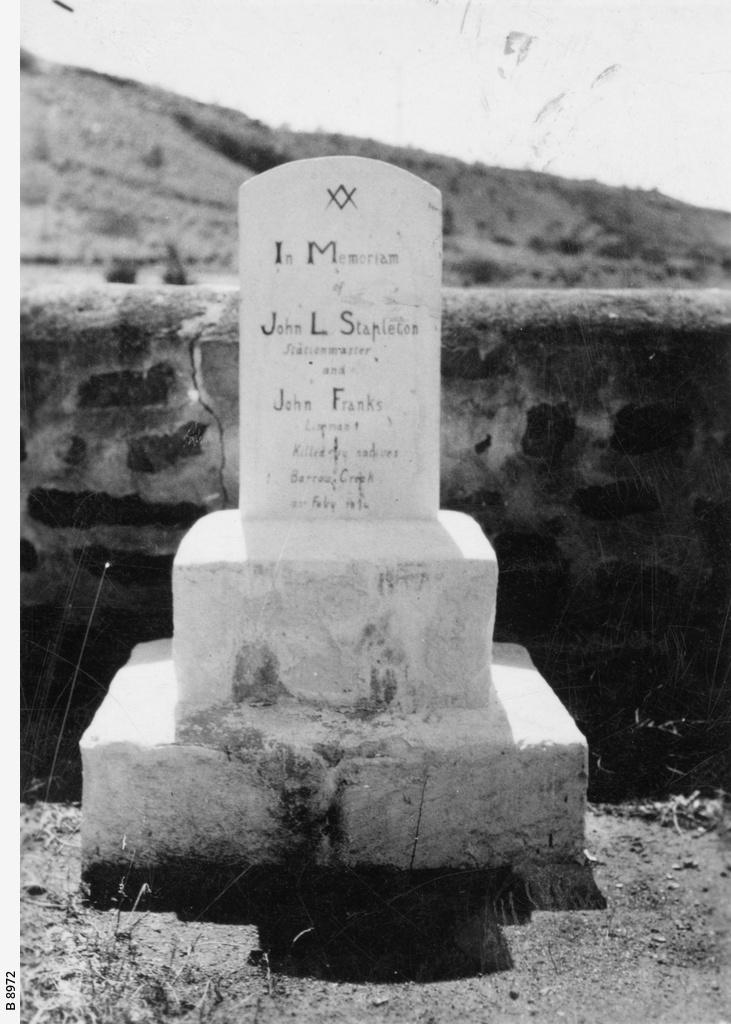Stapleton & Franks Memorial