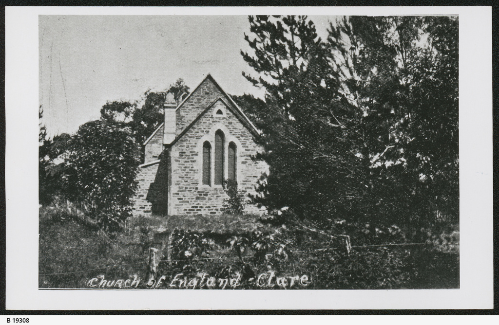 Church of England, Clare