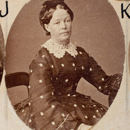 Group of [women] Old Colonists : Mary Ann Turner