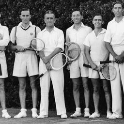 Unley tennis team