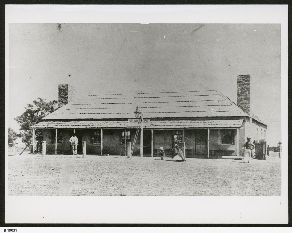 Willochra Inn, built 1860
