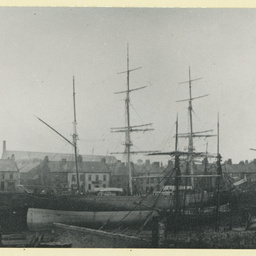 The 'Inglewood' in an unidentified port