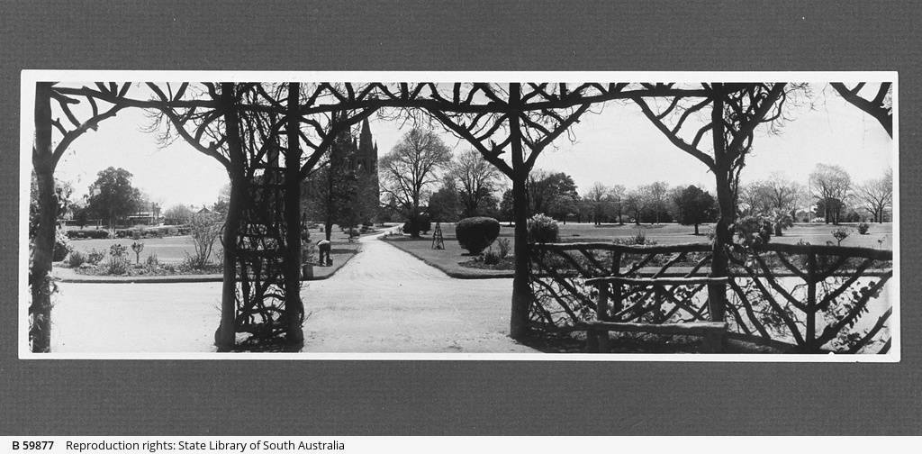 General view of Creswell Gardens