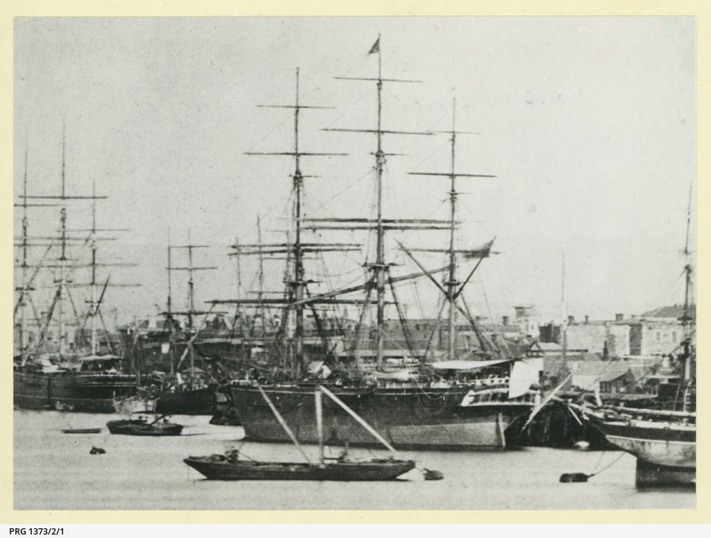 The 'Orient' at Port Adelaide