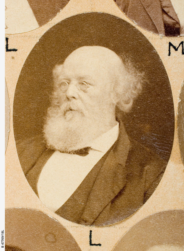 The Old Colonists Banquet Group : Samuel Lewis