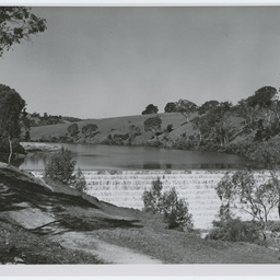 Clarendon weir, South Australia
