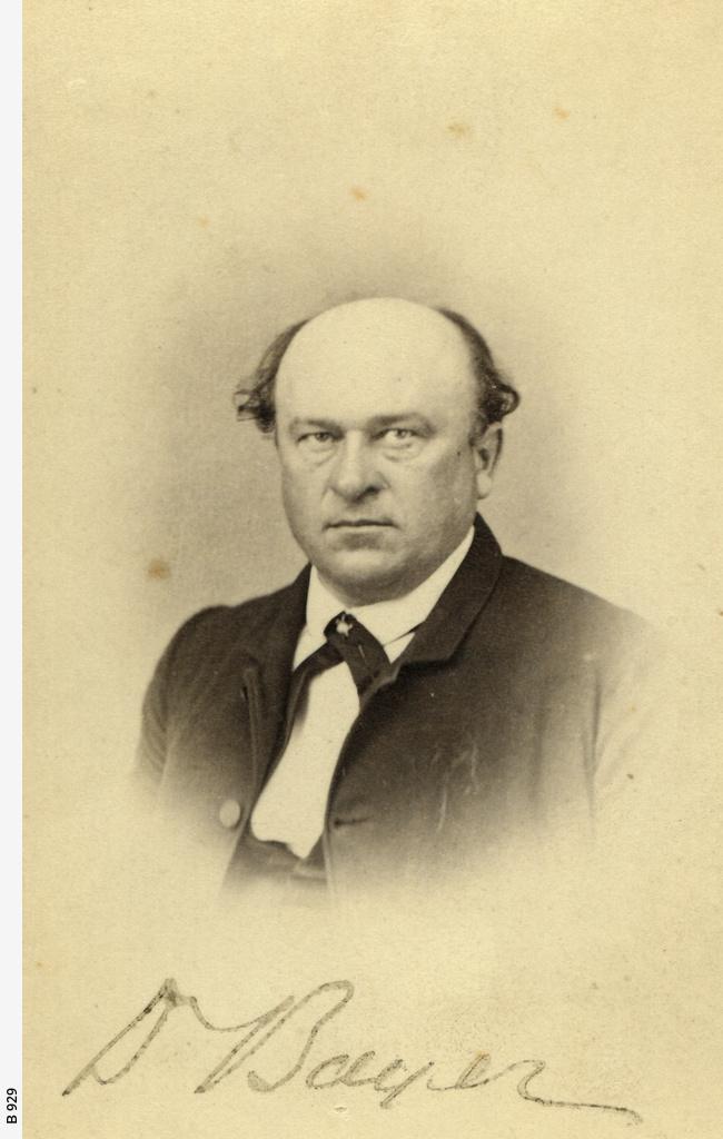 Frederick Charles Bayer, M.D