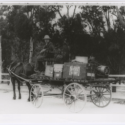 Carrier's Cart, Moonta