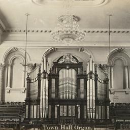Adelaide Town Hall organ