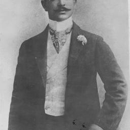 Said Halim Pasa, the grand vizier of Turkey