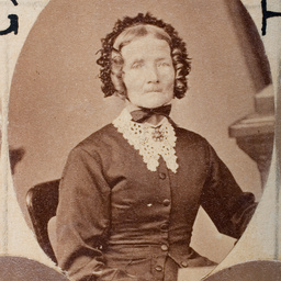 Group of [women] Old Colonists : Mary Holland