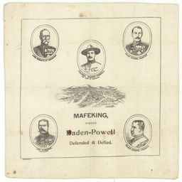 Miscellaneous administrative Scouting papers