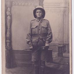 Private Philip George Pittaway.
