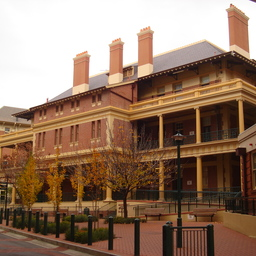 Margaret Graham Building