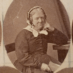 Group of [women] Old Colonists : Sarah Stace