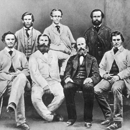 Explorers of the South Australian Great Northern Exploring Expedition, 1861-1862
