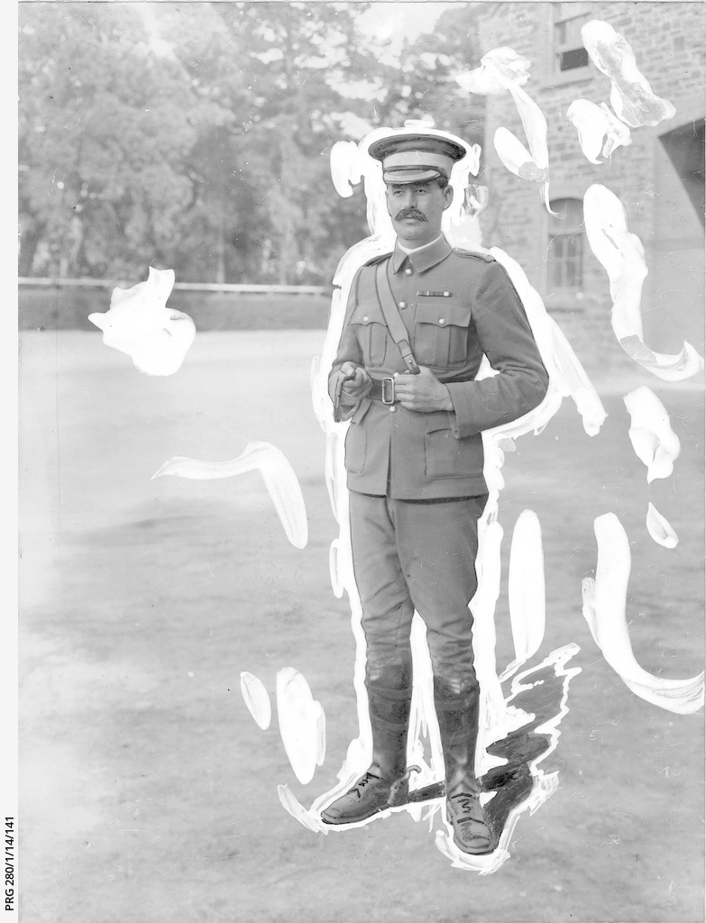 Lieutenant Colonel Frank Rowell