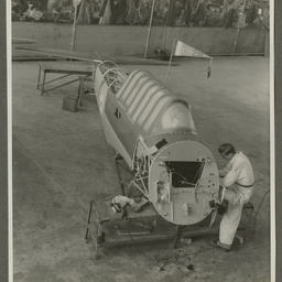 CA-6 A3-200 under construction.