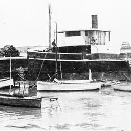 P.S. Cadell at Goolwa