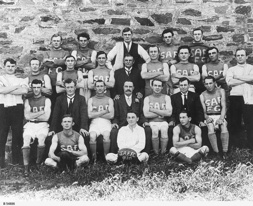 South Australian Fruitgrower's football club