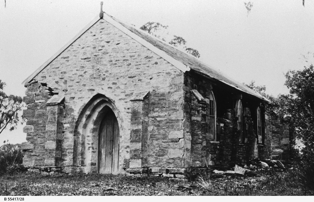 St Stephen's Church of England at Willunga