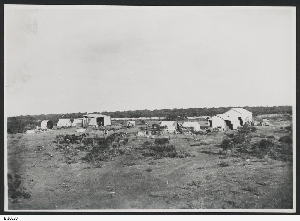 Recreation ground, Karoonda