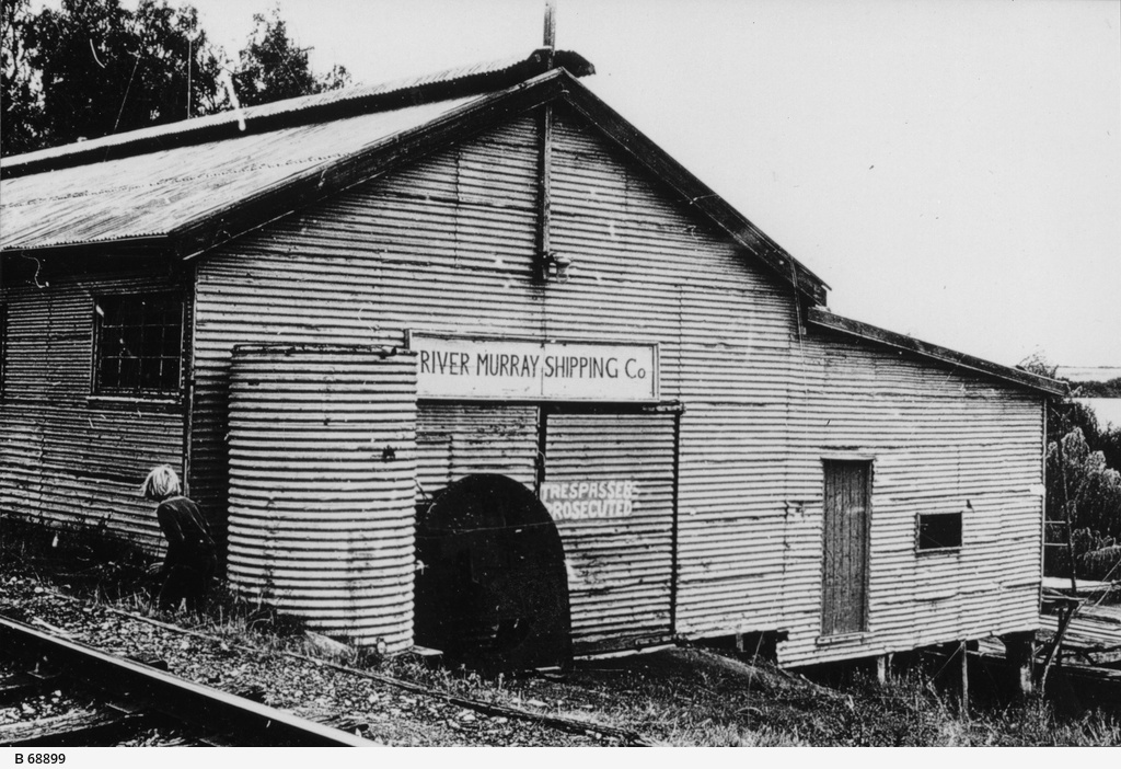 Murray River Shipping Co. premises