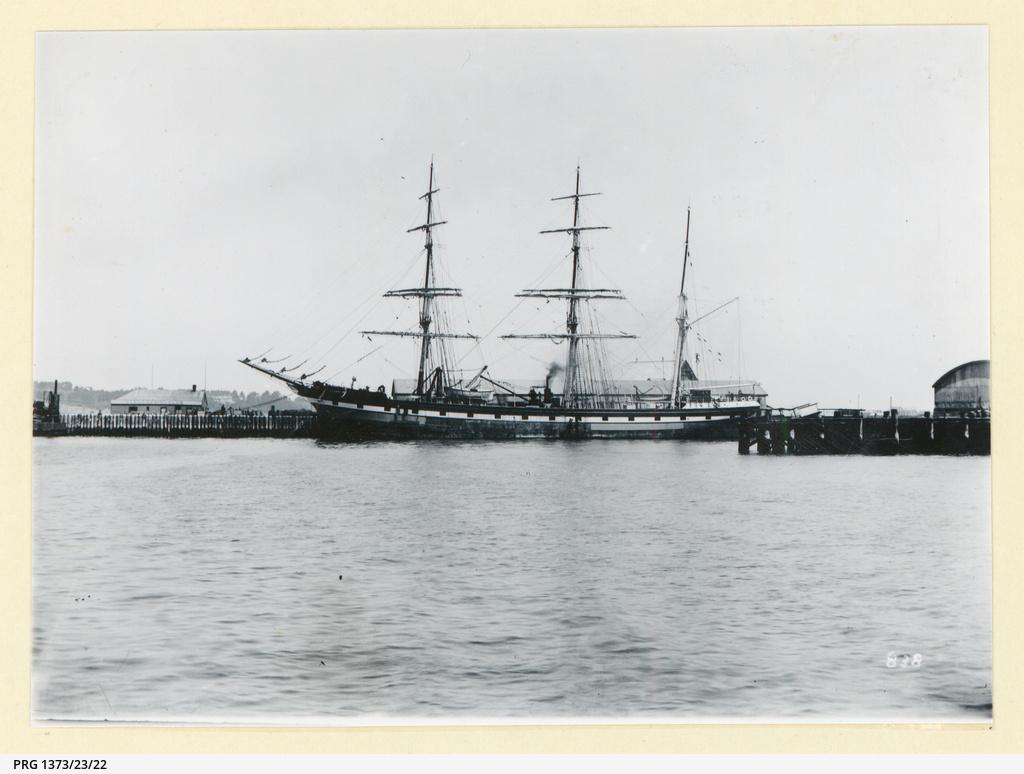 The 'Lady Elizabeth' in an unidentified port
