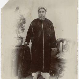 Man in traditional costume