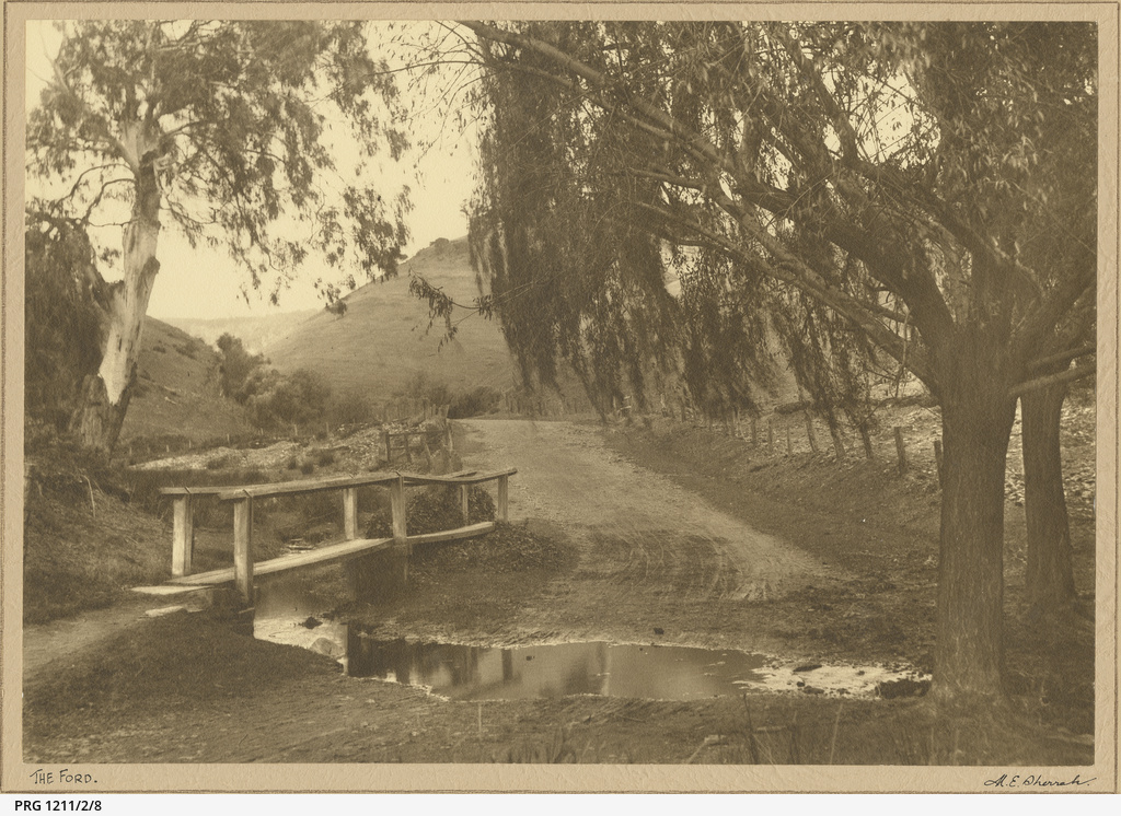 Ford at Brownhill Creek