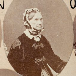Group of [women] Old Colonists : Barbara White