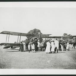 Harry Butler's Plane