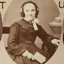 Group of [women] Old Colonists : Eliza Scott Wright