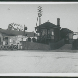 Woodville Railway Station