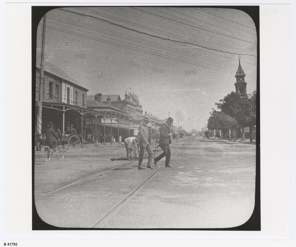 St. Vincent street, Port Adelaide