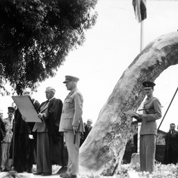 Ceremony at the Old Gum Tree