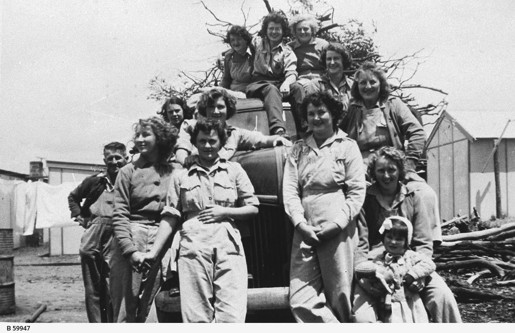 World War (1939-1945)