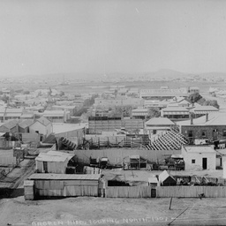 Broken Hill : Looking North