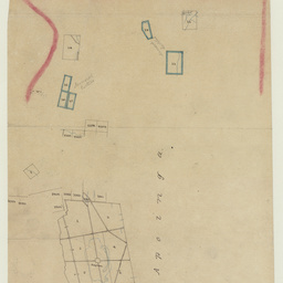 [Tracing showing sections in Hundreds of Kooringa and Apoinga (parts)] [cartographic material]