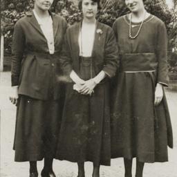 Library Trio