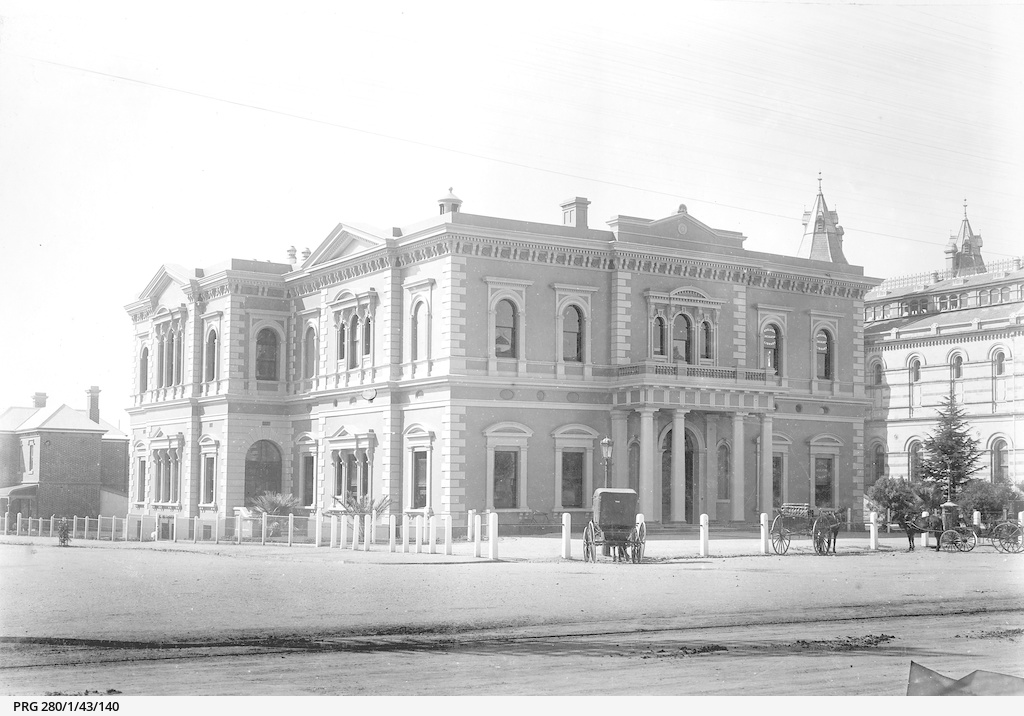 The South Australian Institute.