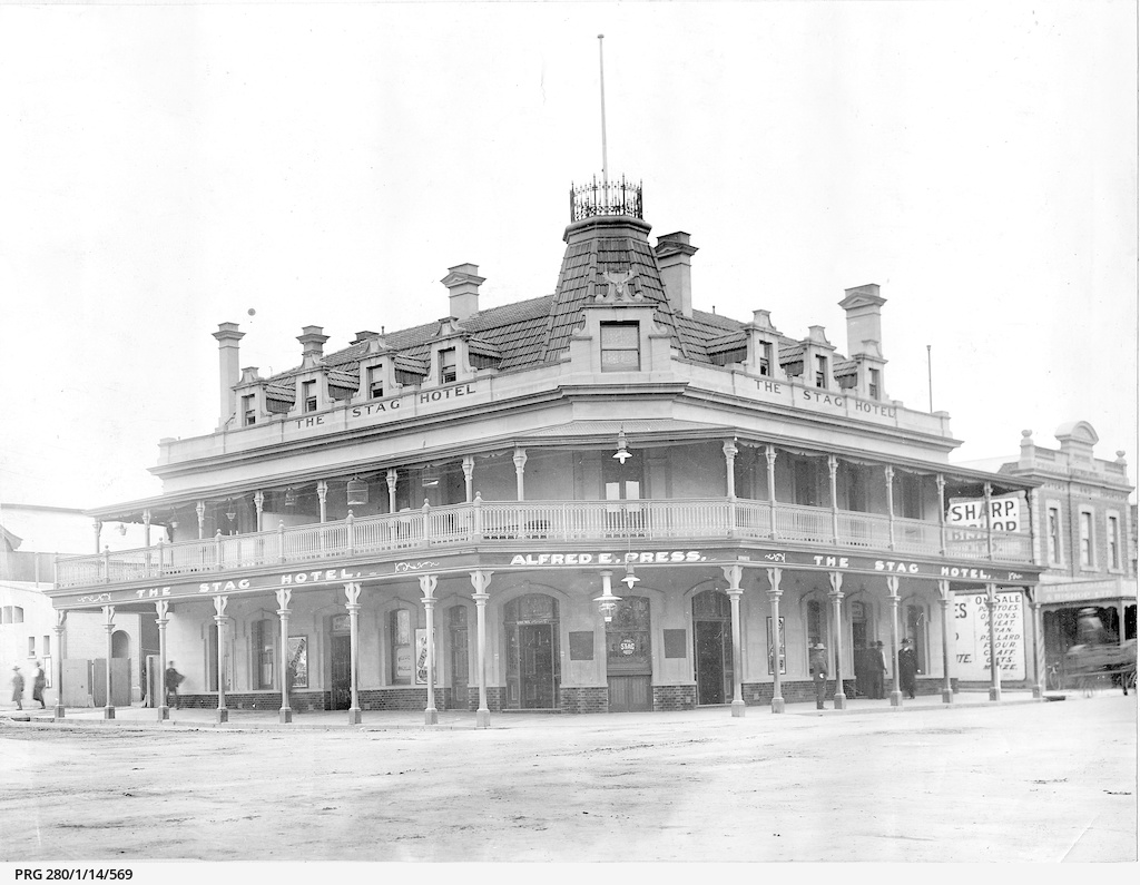 The Stag Hotel, Adelaide, South Australia