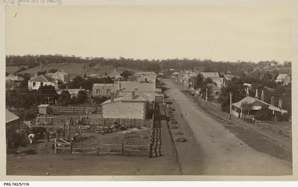Mount Barker main street