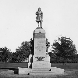 Sir Ross Smith memorial