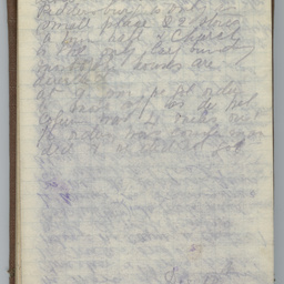 Diary of Trooper Miles Fletcher Swan