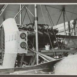 Vickers Vimy propeller.